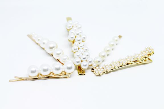 Accesorio Horquilla juego de perlas
