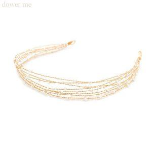 Accesorio ANHP75 tipo tiara de perlas